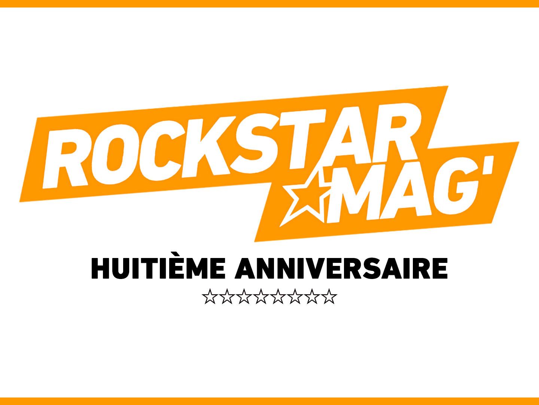Rockstar Mag' 8 Ans
