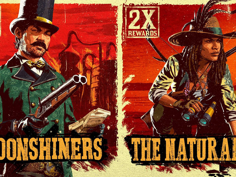 Red Dead Online : Semaine Spéciale 19 janvier