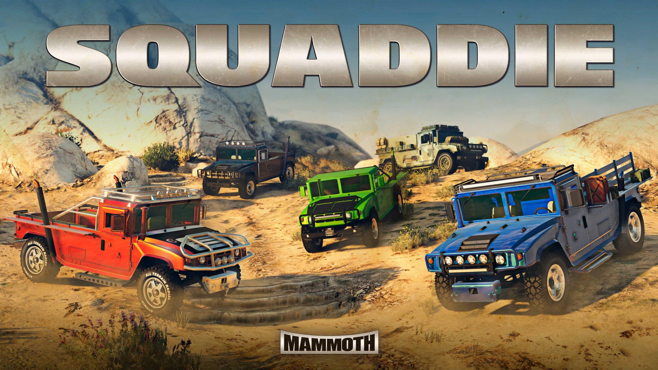 Mammoth Squaddie