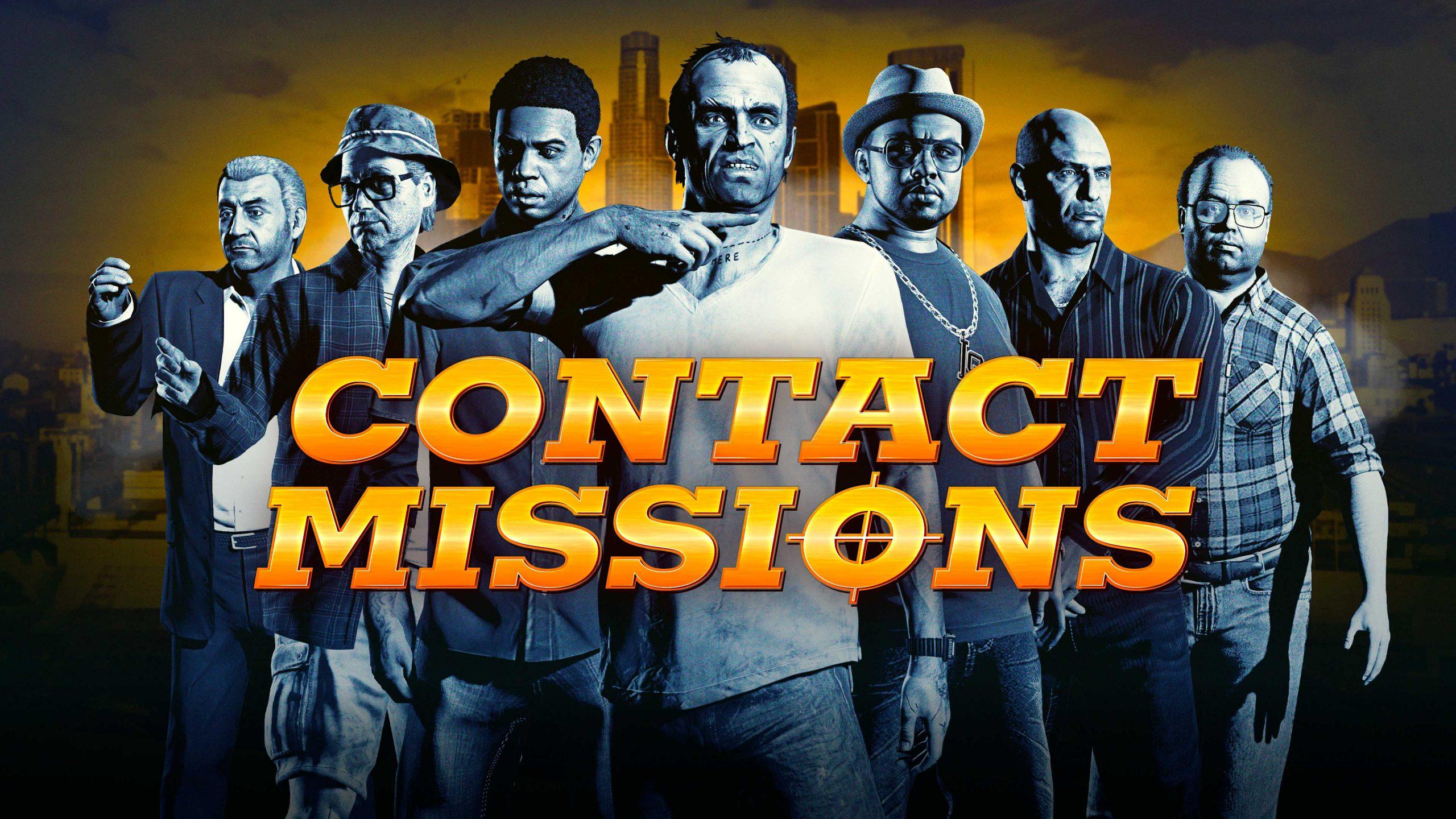 Missions de contact GTA Online