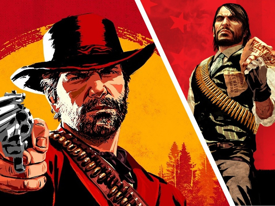 Red Dead Redemption & Red Dead Redemption II