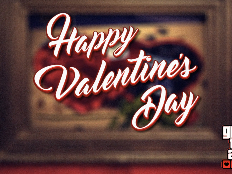 GTA Online Saint Valentin 2021