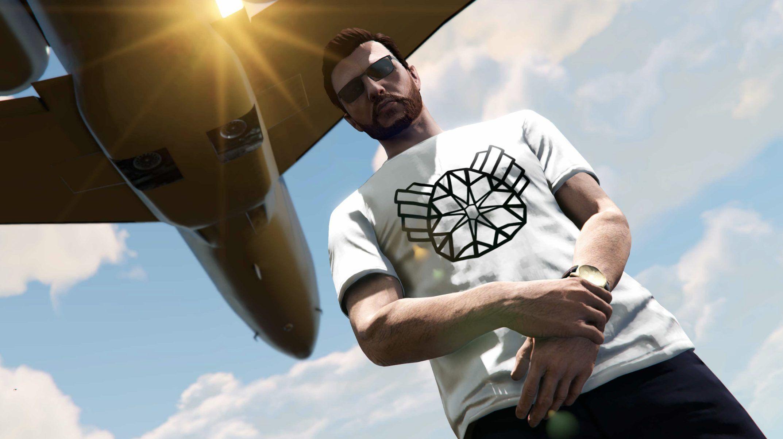 GTA Online T-Shirt Buckingham Luxe