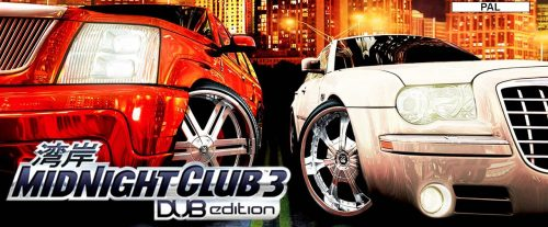 Midnight Club 3, premier jeu de Yan2295