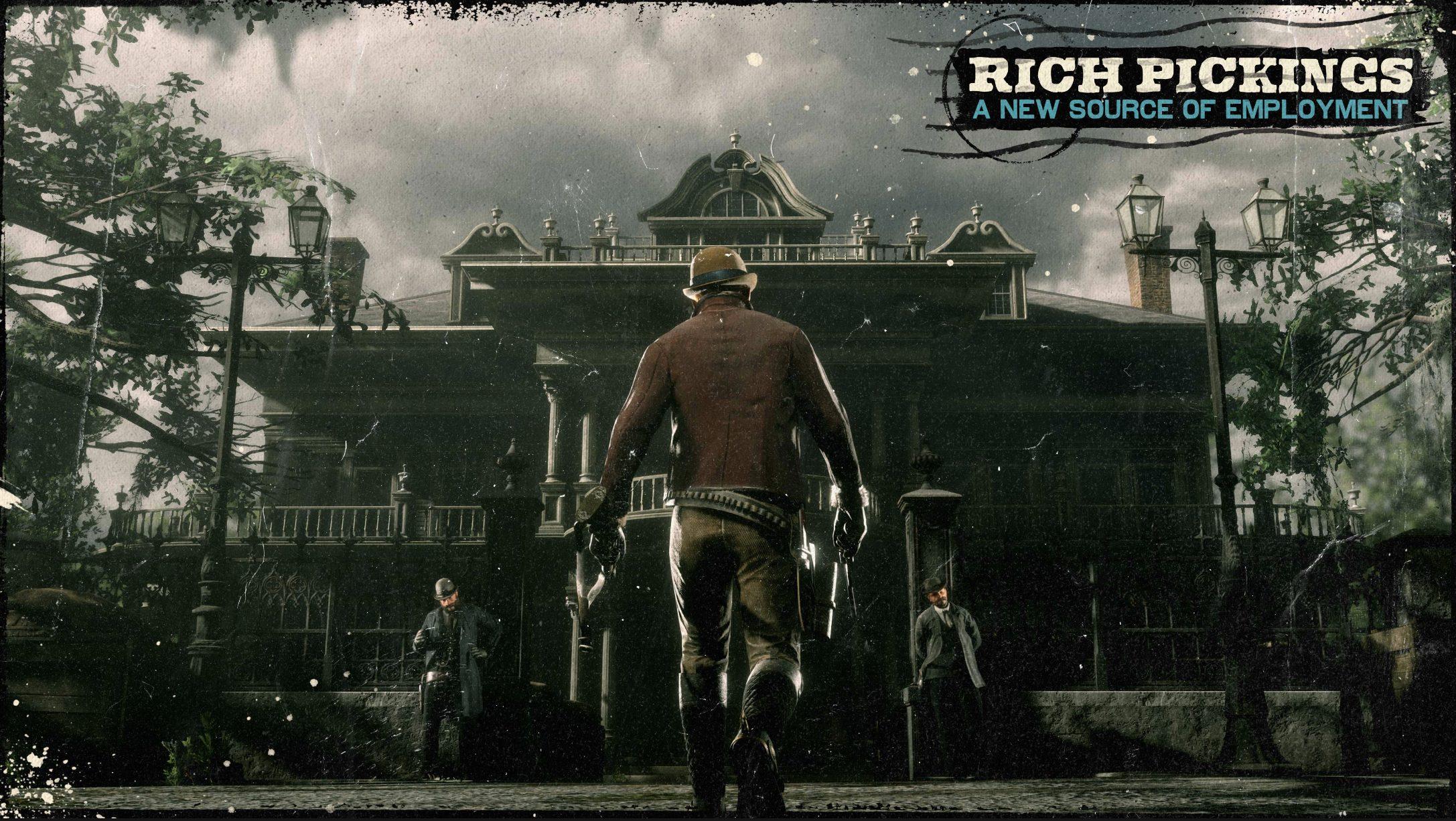 Red Dead Online - Mission Télégramme Cueillettes Riches