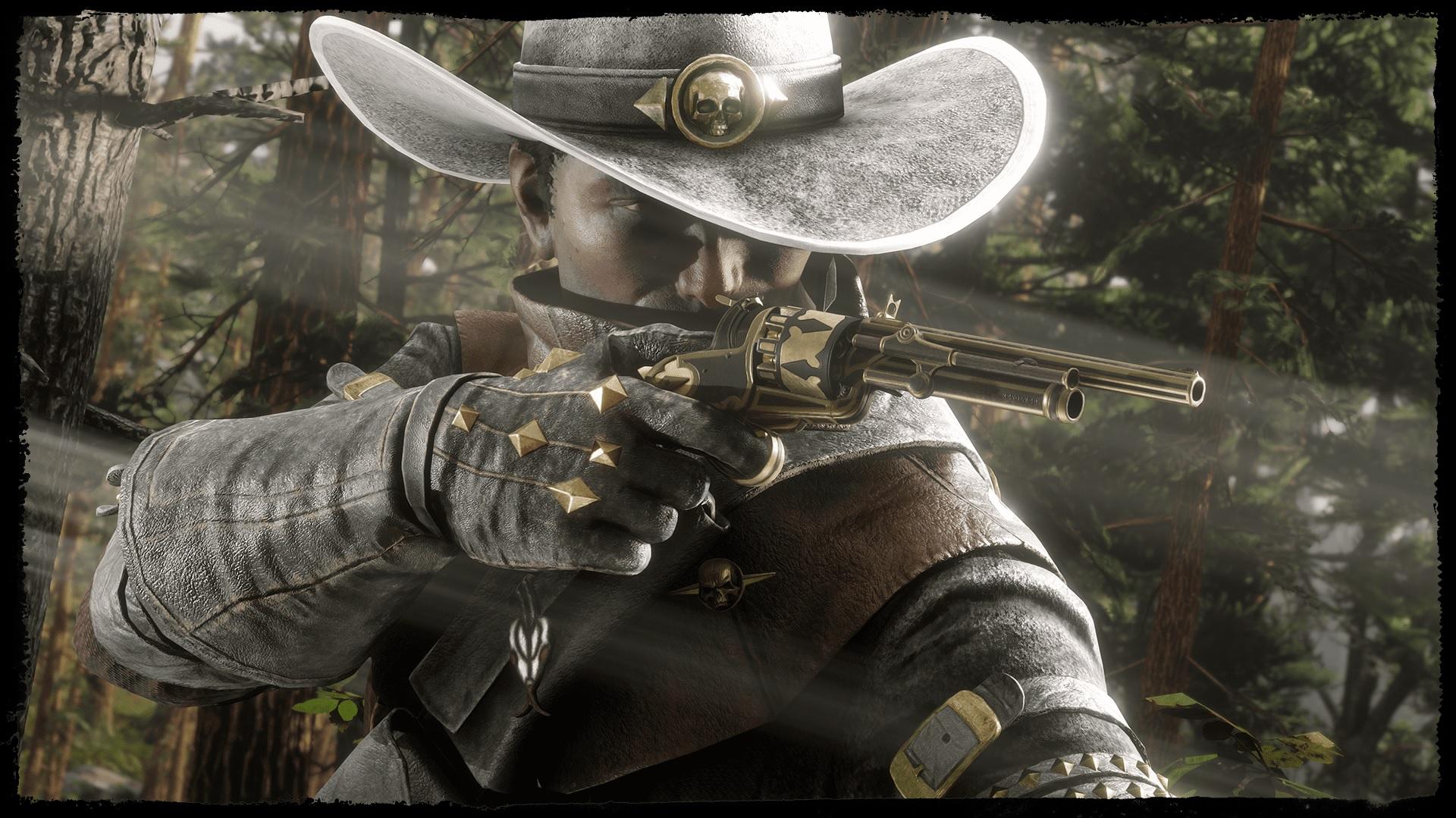 pistolero Red Dead Online