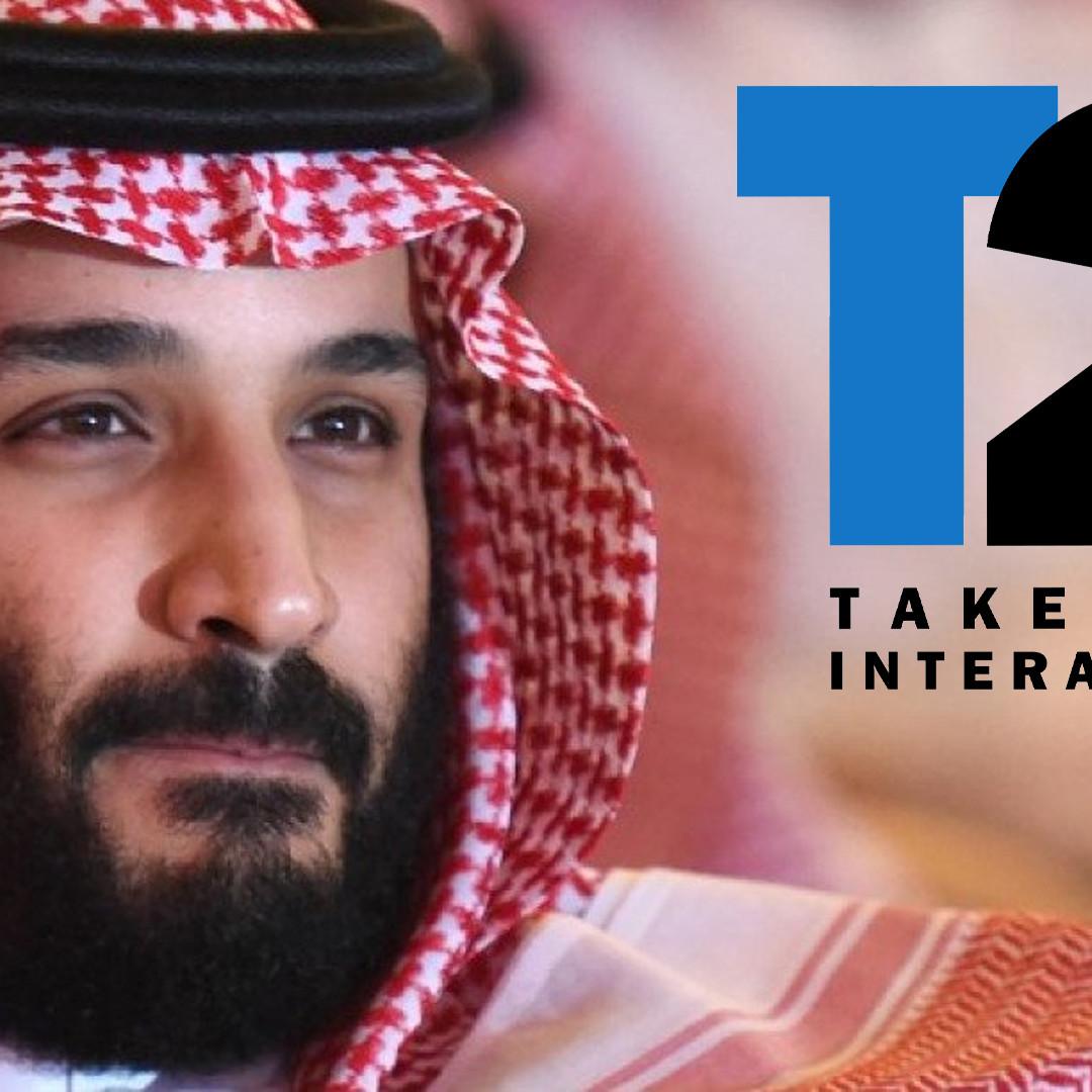 Prince Héritier Arabie Saoudite Take Two Interactive