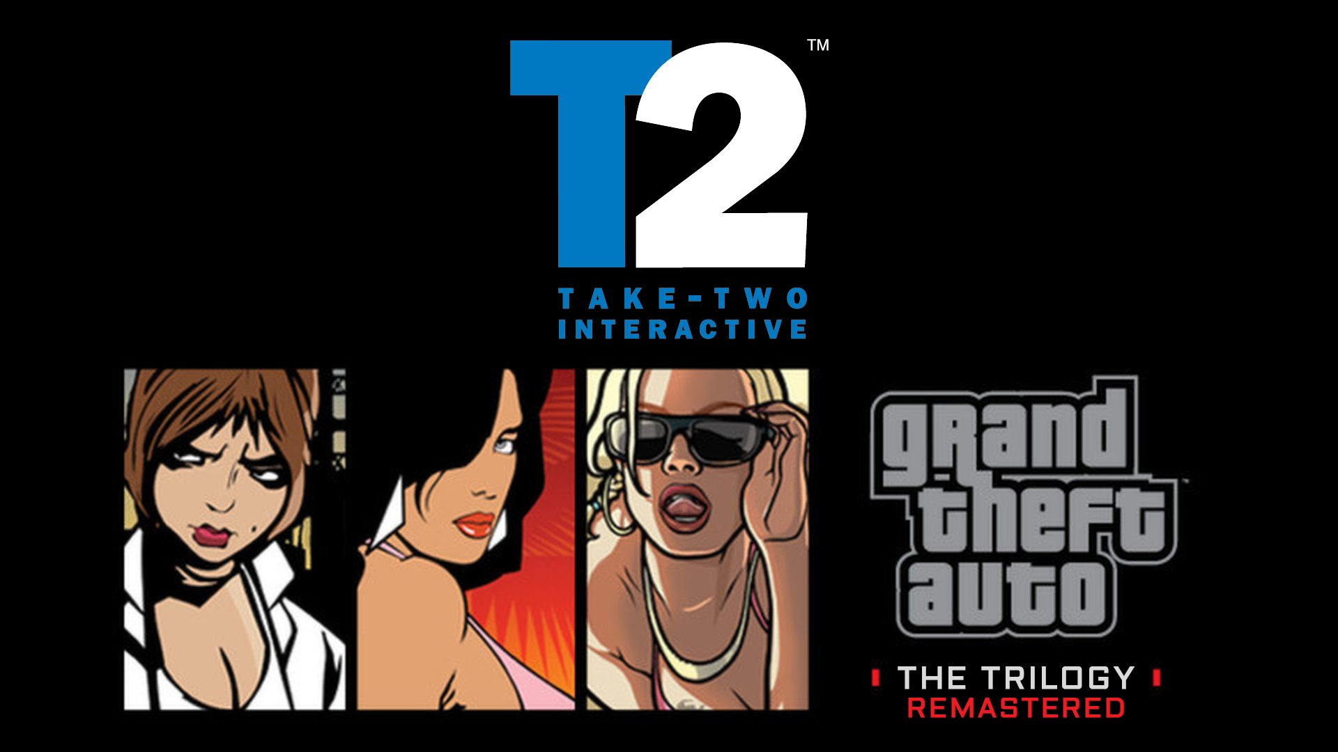 Take Two Remaster GTA et jeux solo