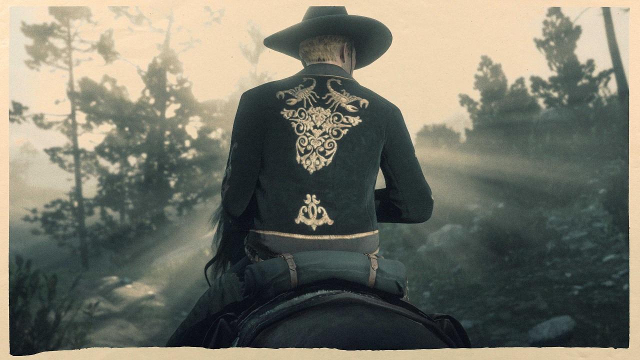 veste charrow