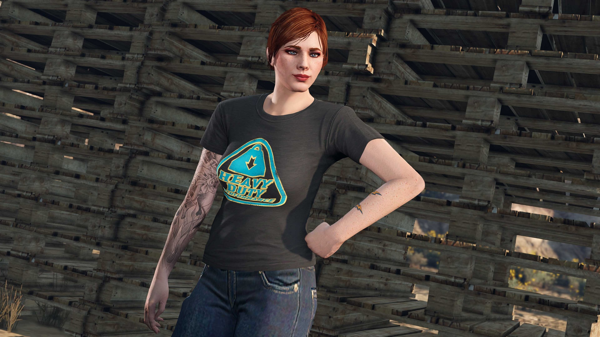 T-Shirt Brute