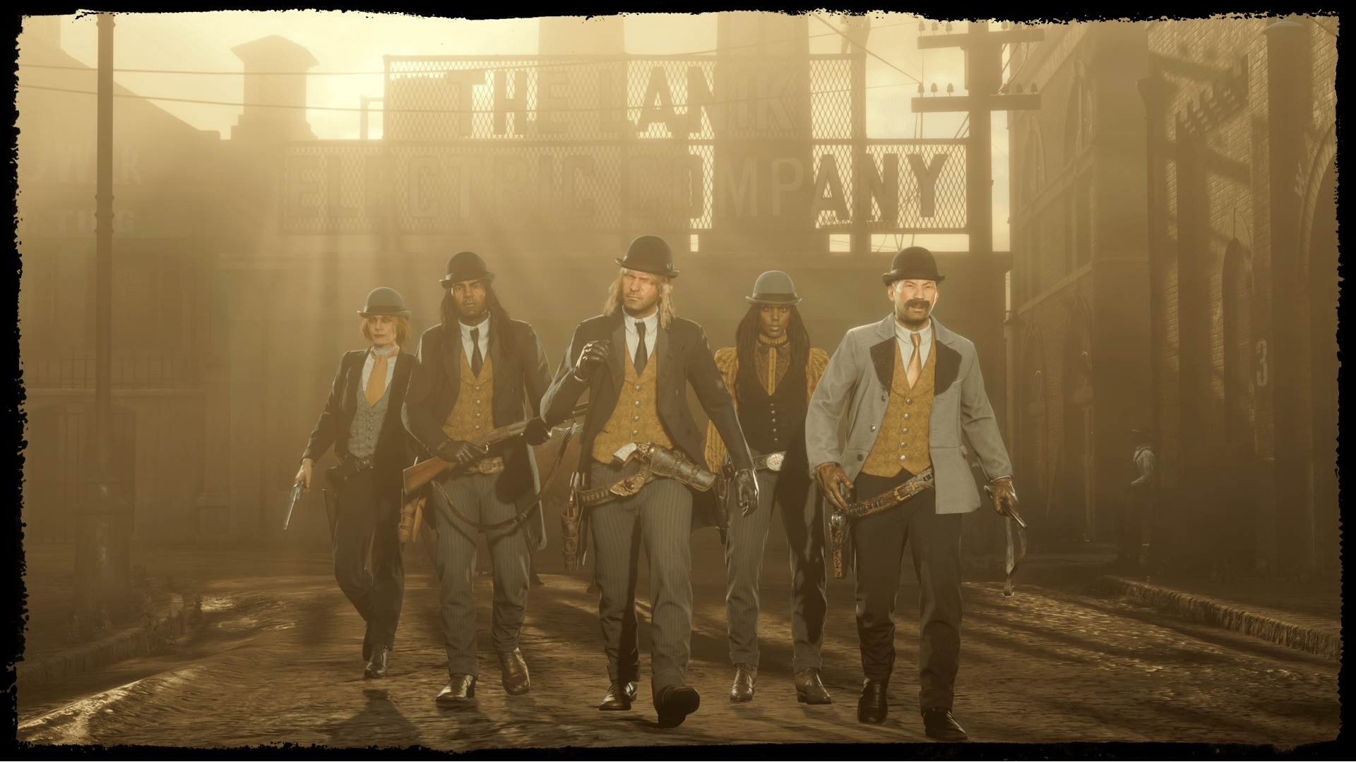 groupe permanent Red Dead Online