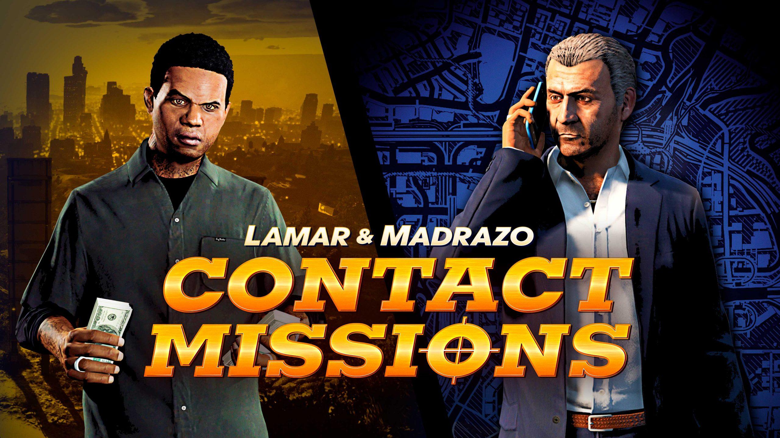 GTA Online Semaine Lamar et Madrazo