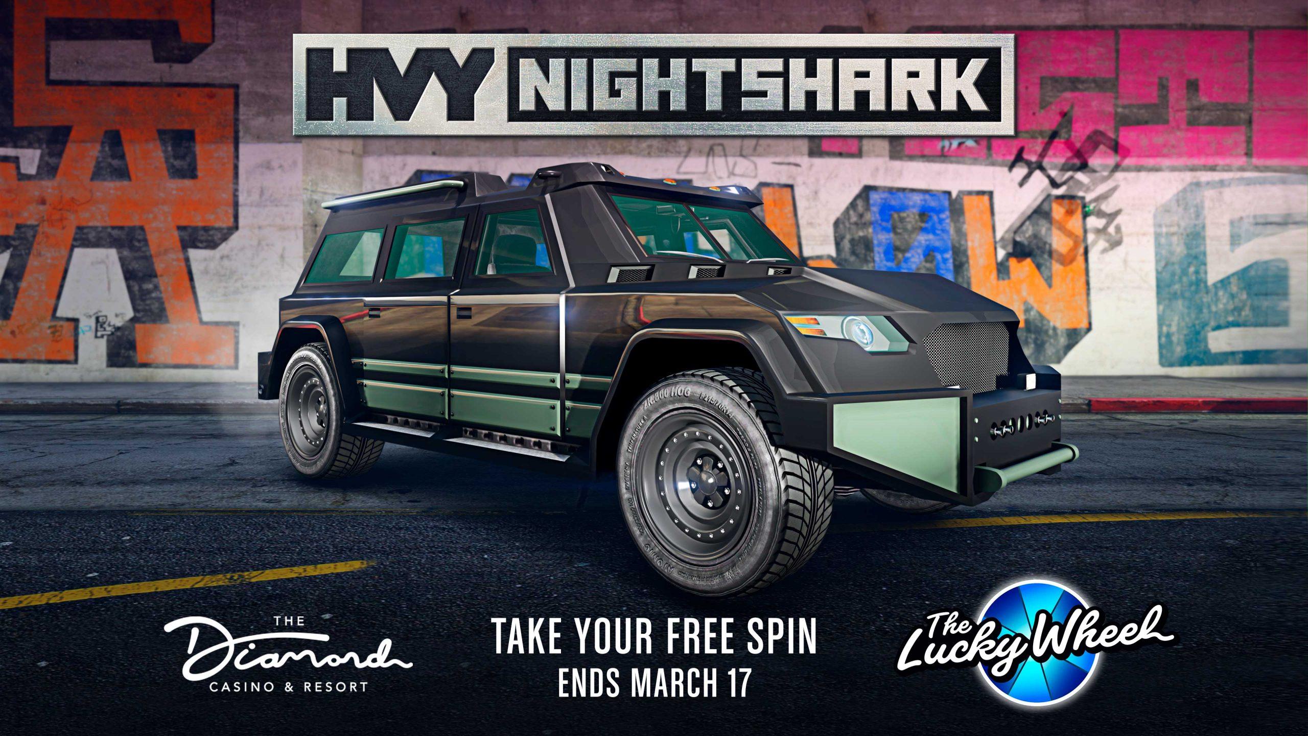 Diamond Casino & Resort HYV NightShark