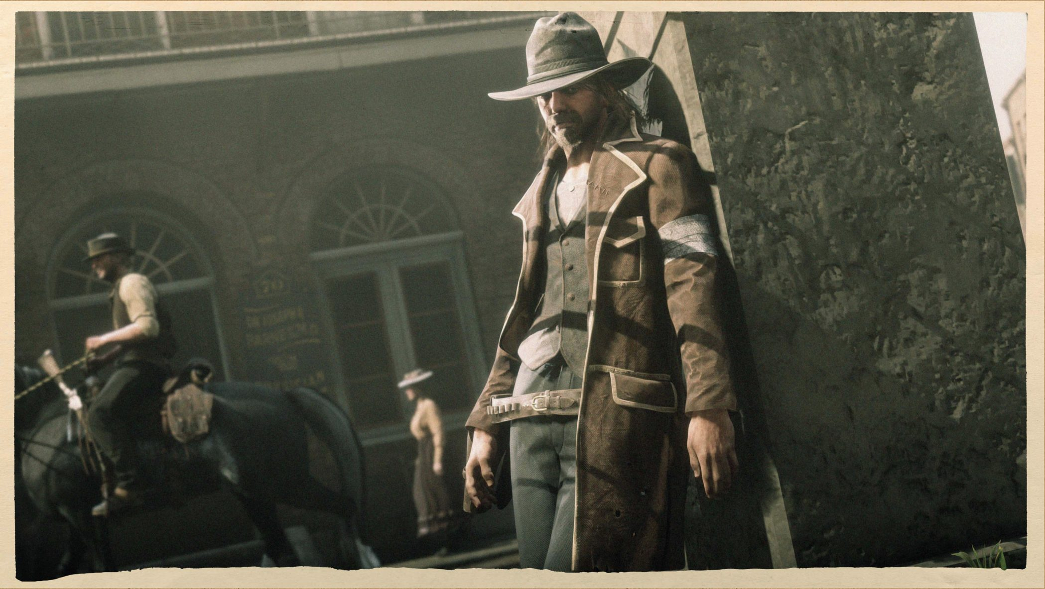 Red Dead Online Manteau Fernwater