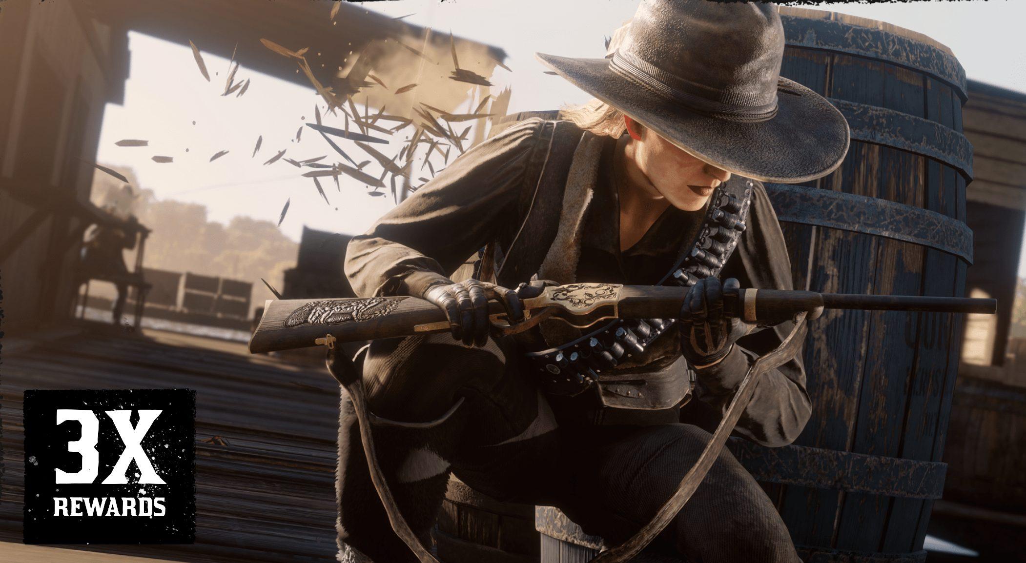 Red Dead Online - Repères de Gangs