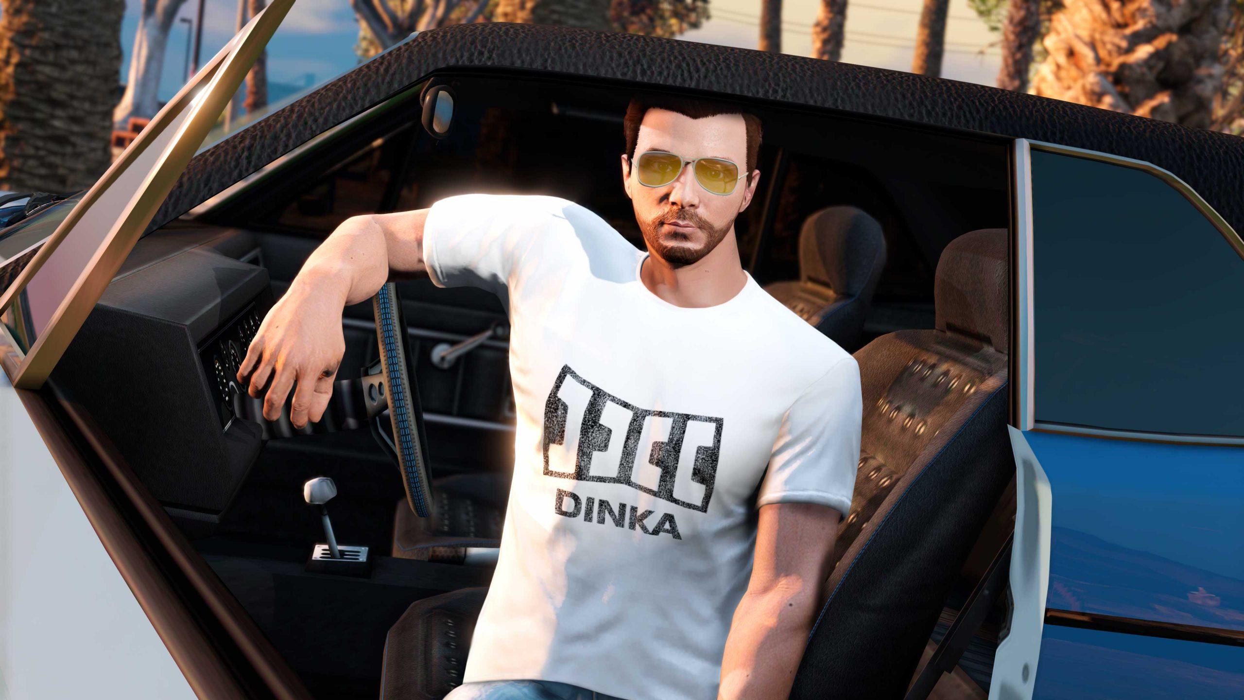 T-Shirt Dinka Offert