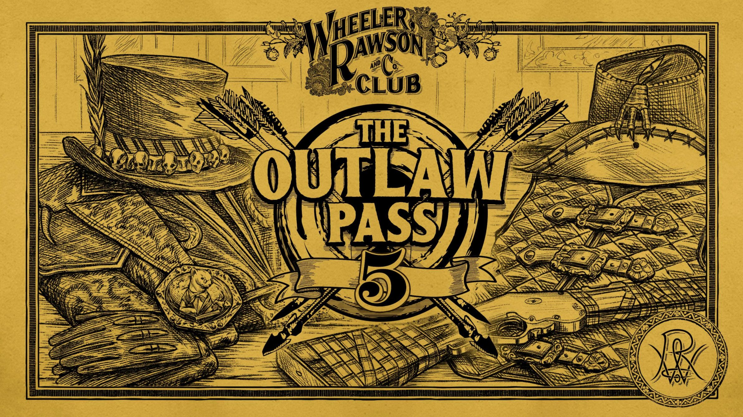 The Outlaw Pass 5 dans Red Dead Online