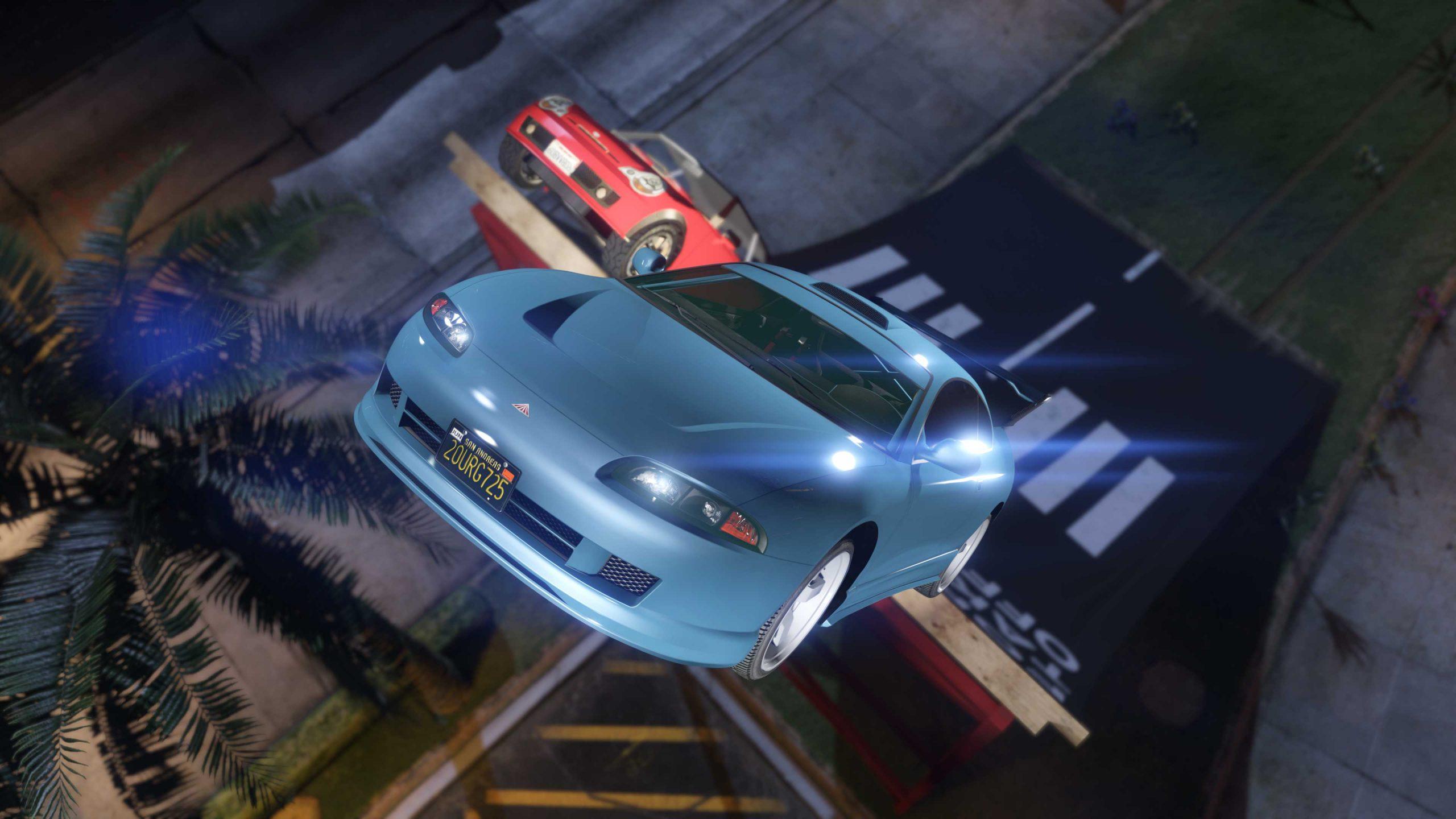 Cascades GTA Online