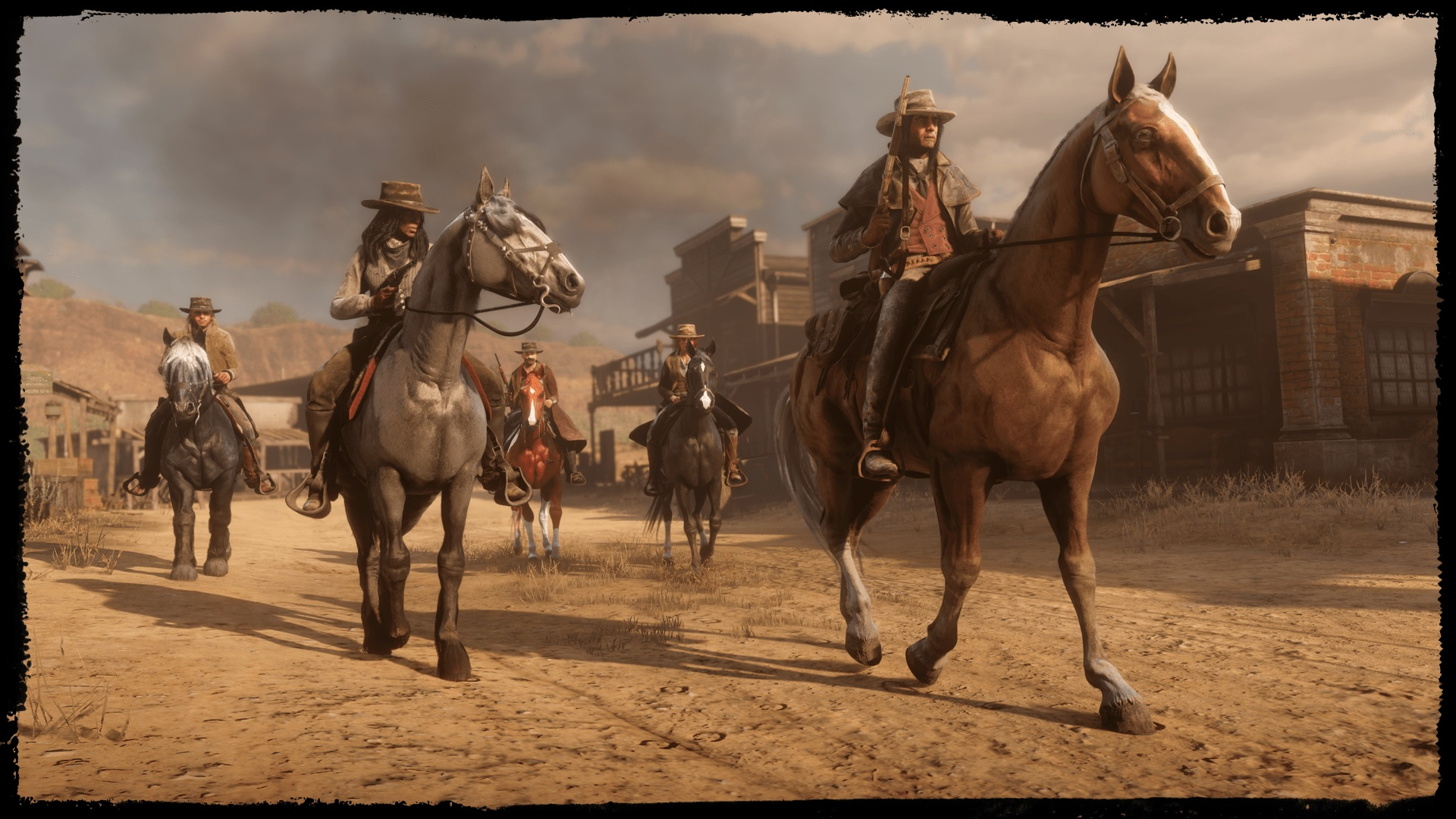 Groupe Red Dead Online