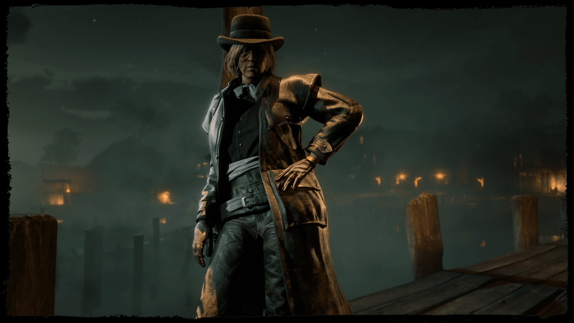 cow girl Red Dead Online