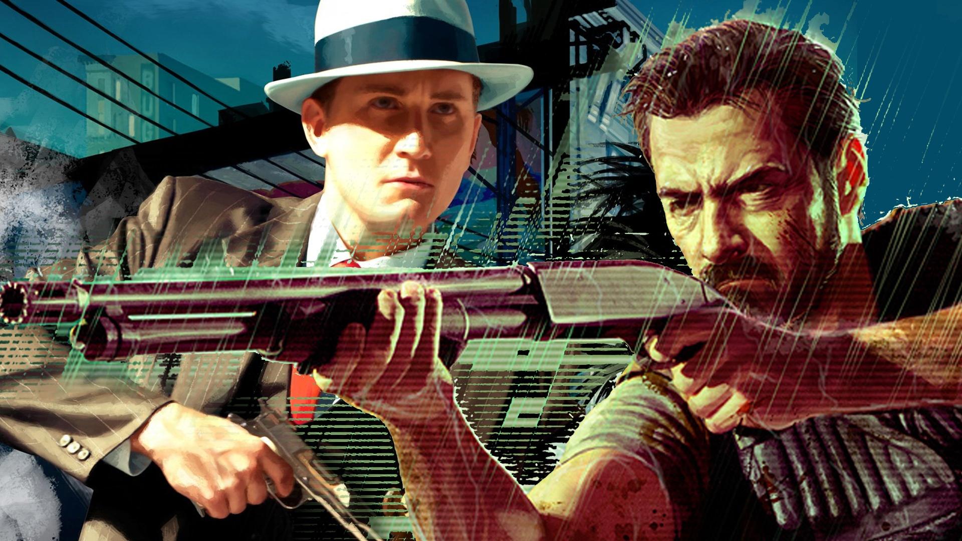 Mise à Jour DLC Max Payne 3 et L.A. Noire