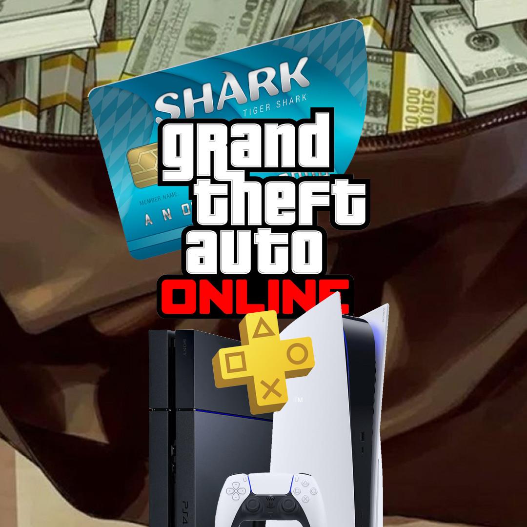 GTA Online Offre 1 Million GTA$ PS4 et PS5