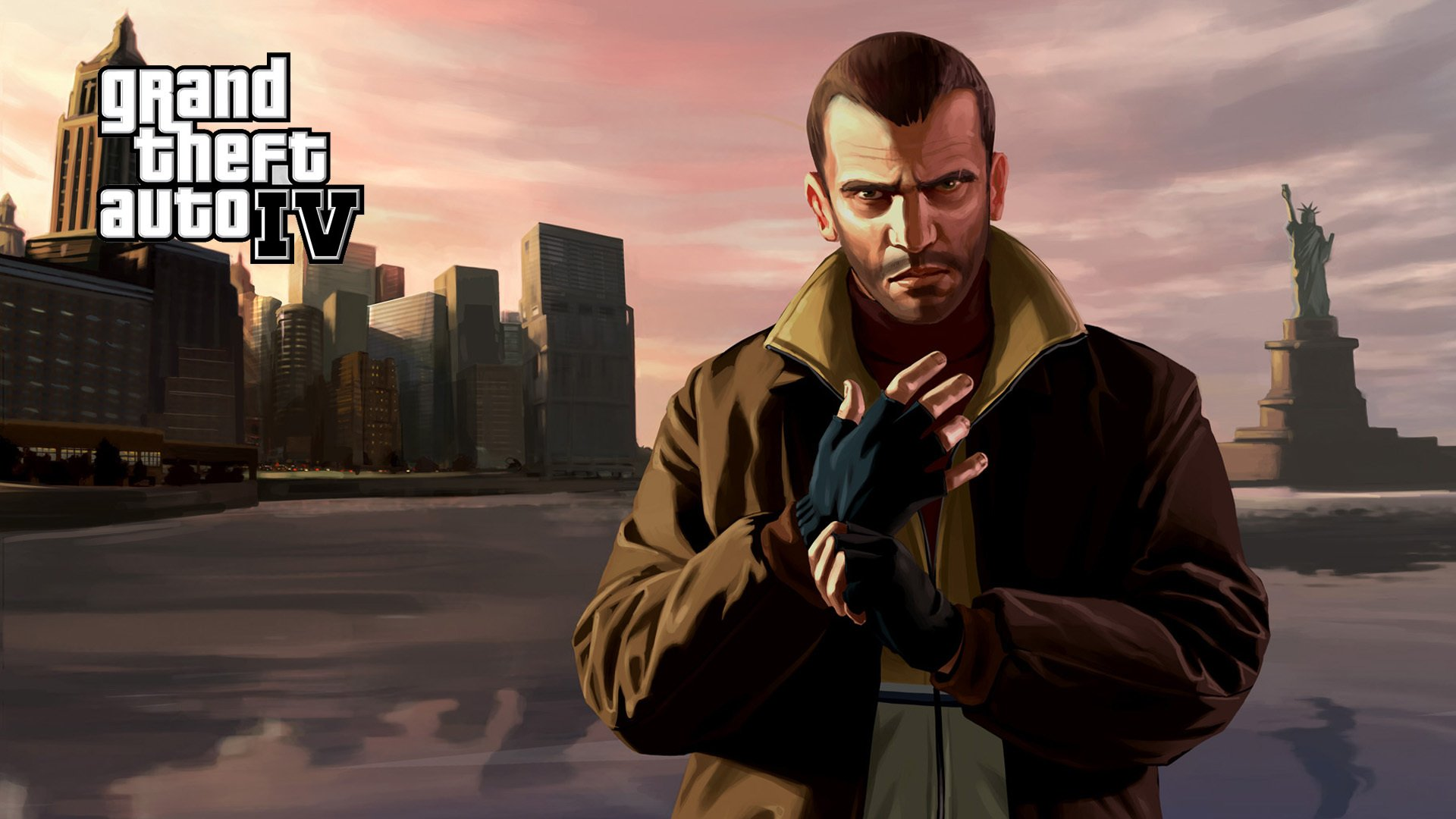 Grand Theft Auto IV et le titre Soviet Connection