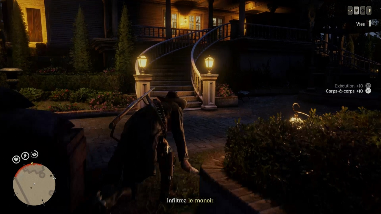 Effraction fructueuse Red Dead Online