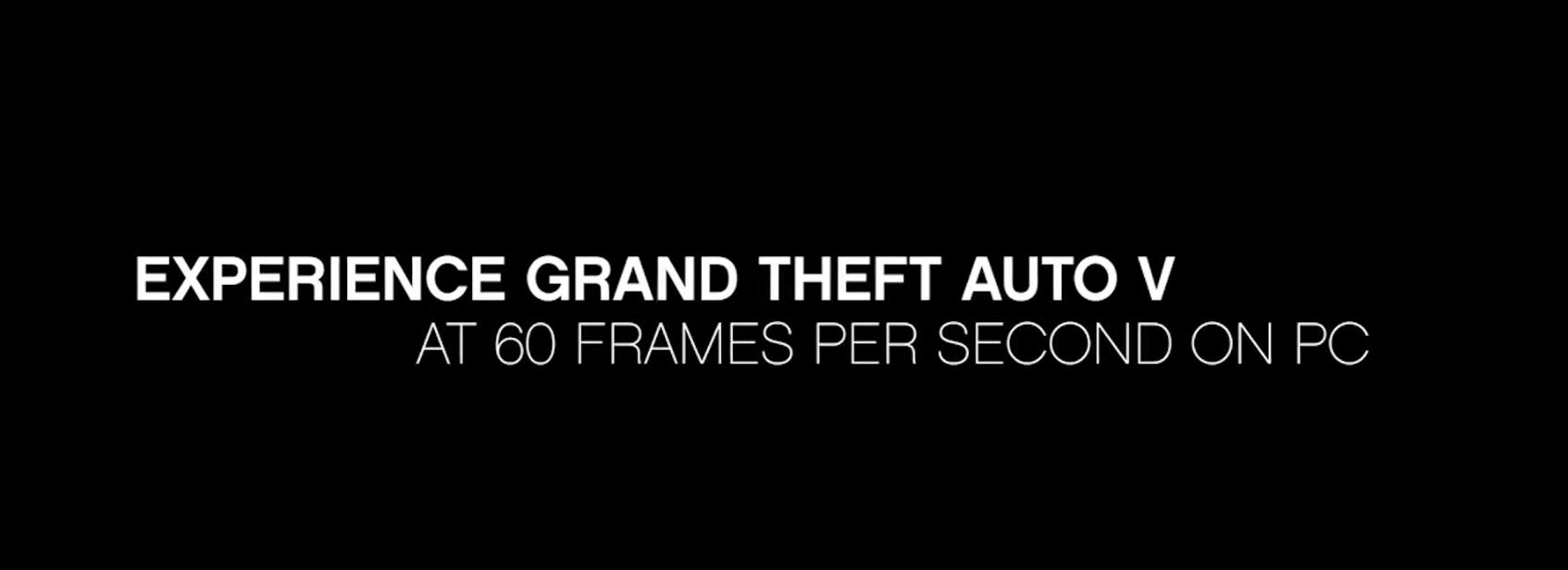 GTA V 60 FPS