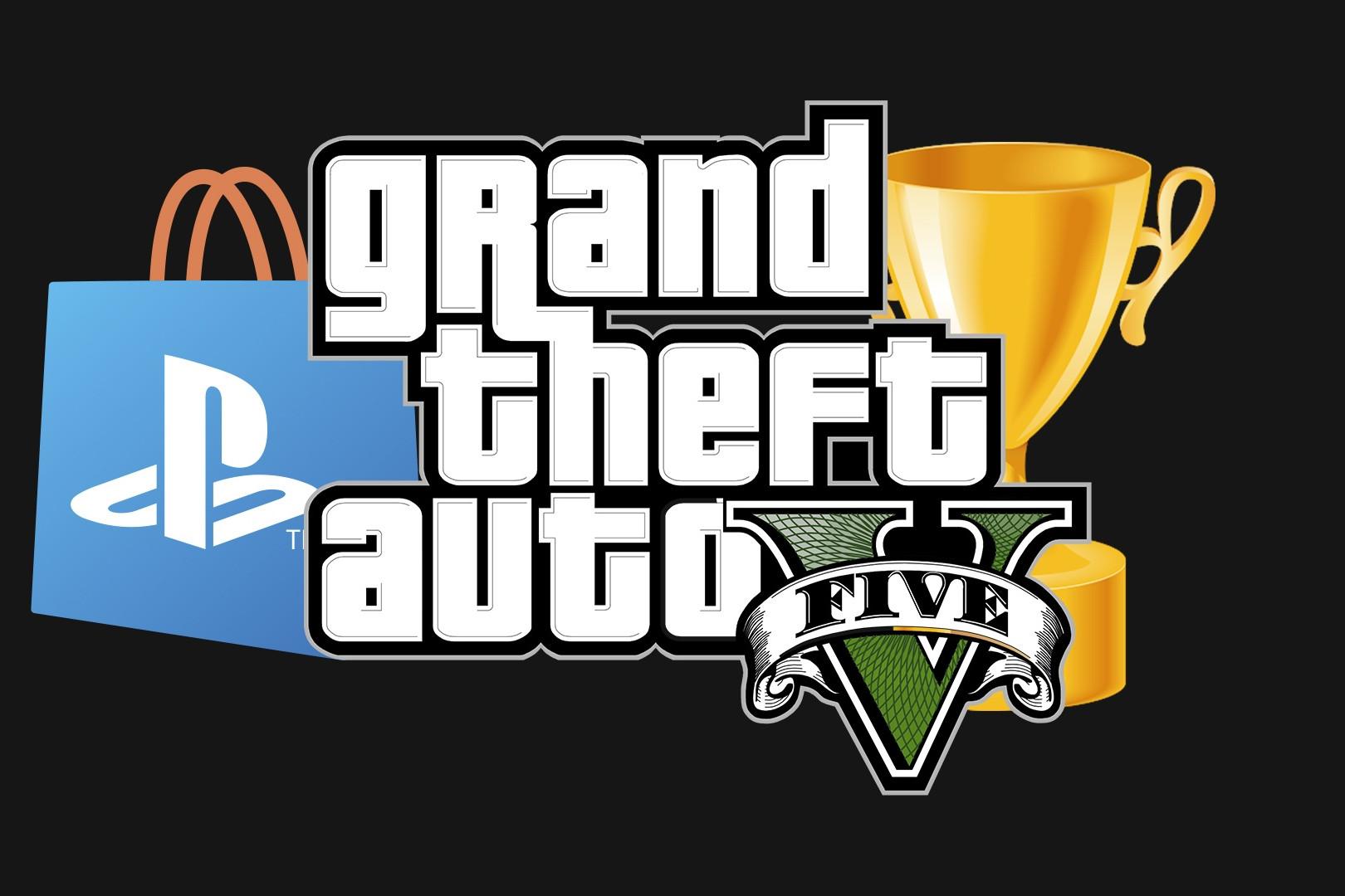 GTA V toujours dans le classement du PlayStation Store