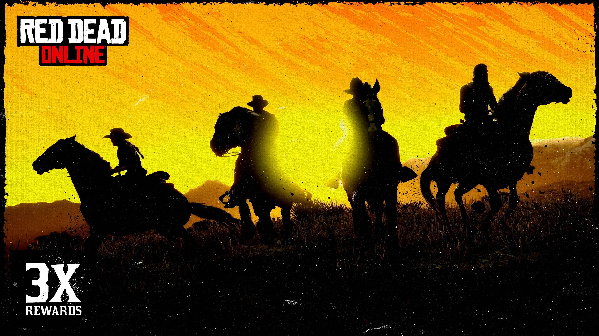 courses-triplees Red Dead Online