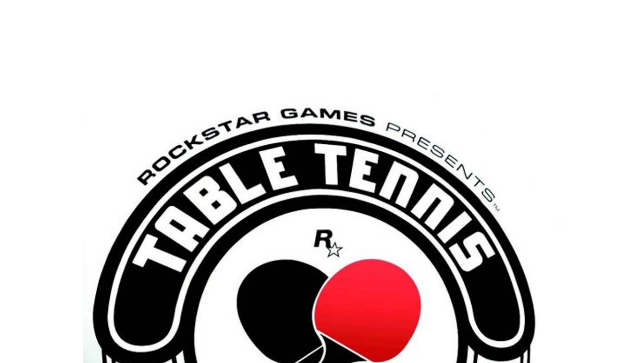 Rockstar Table Tennis logo