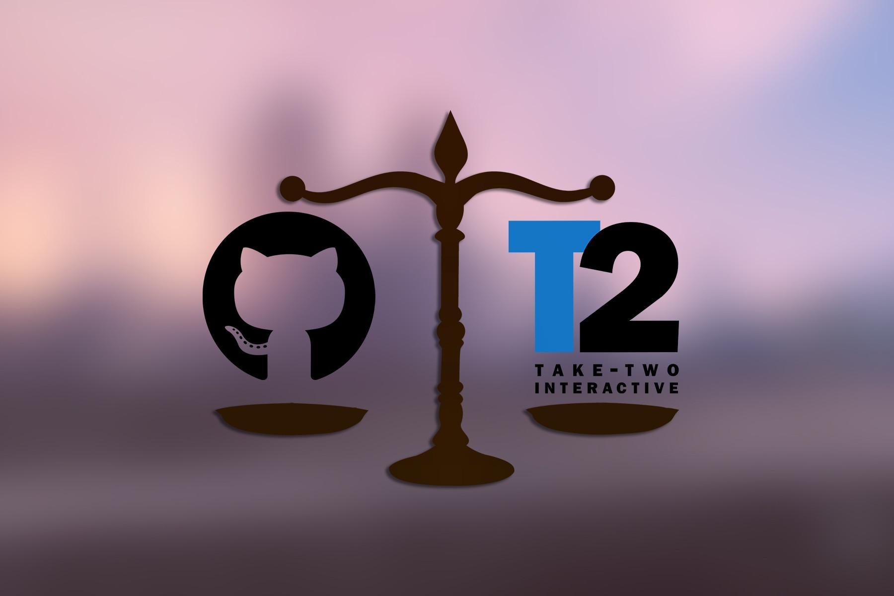 Take-Two dépose une réclamation auprès de GitHub