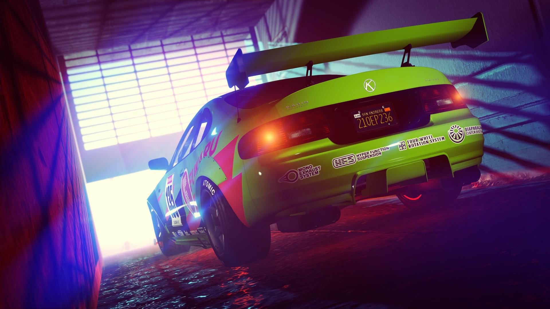 Programme GTA Online Ete 2021