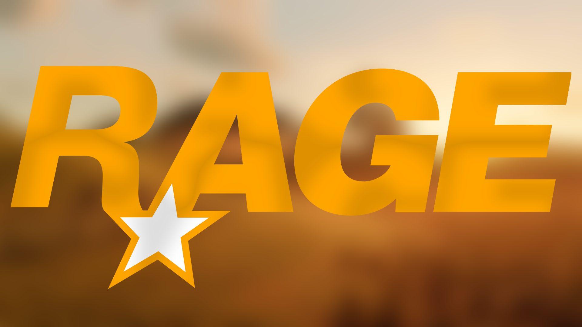Logo du moteur RAGE