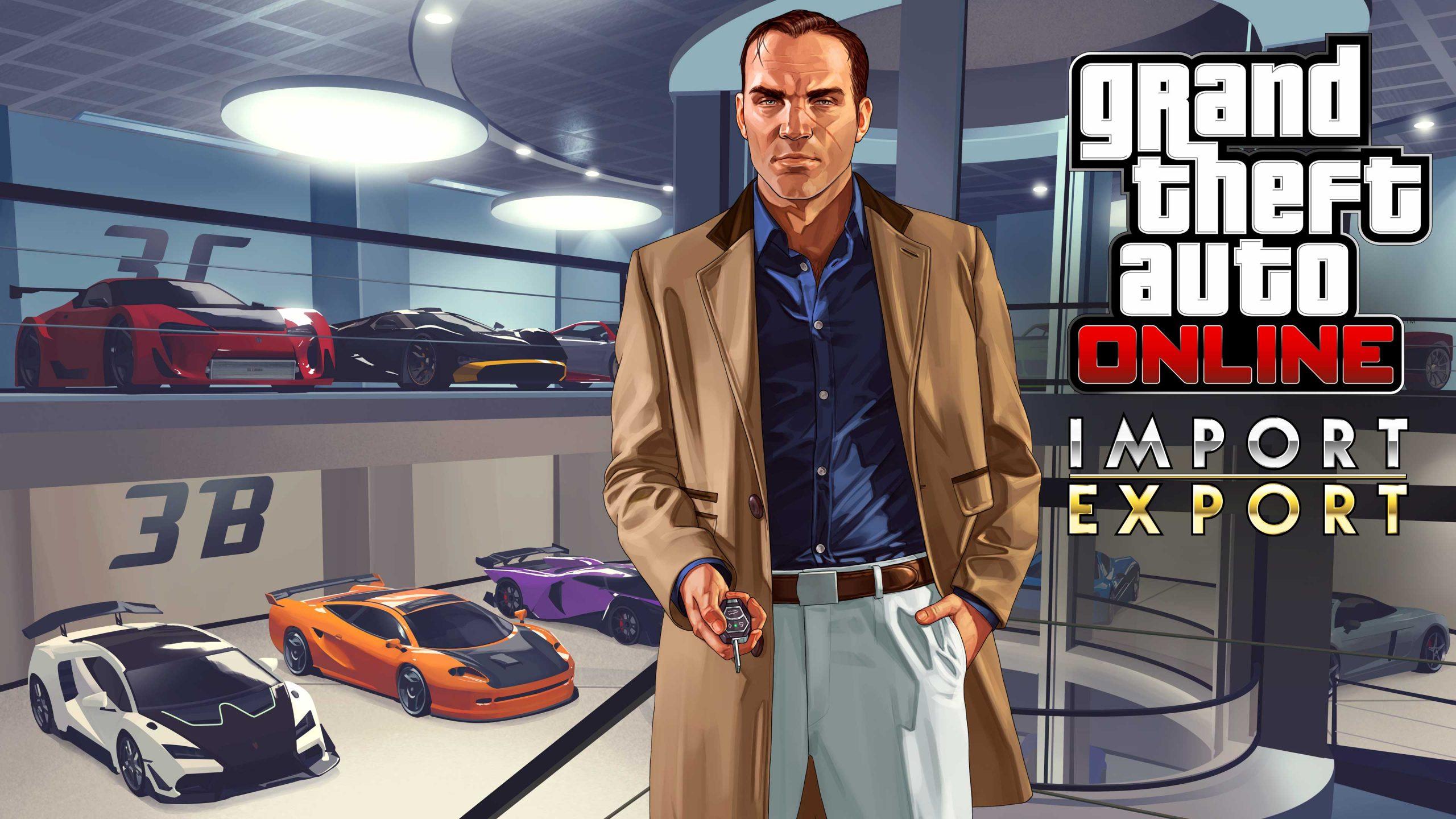 semaine-import-export GTA Online
