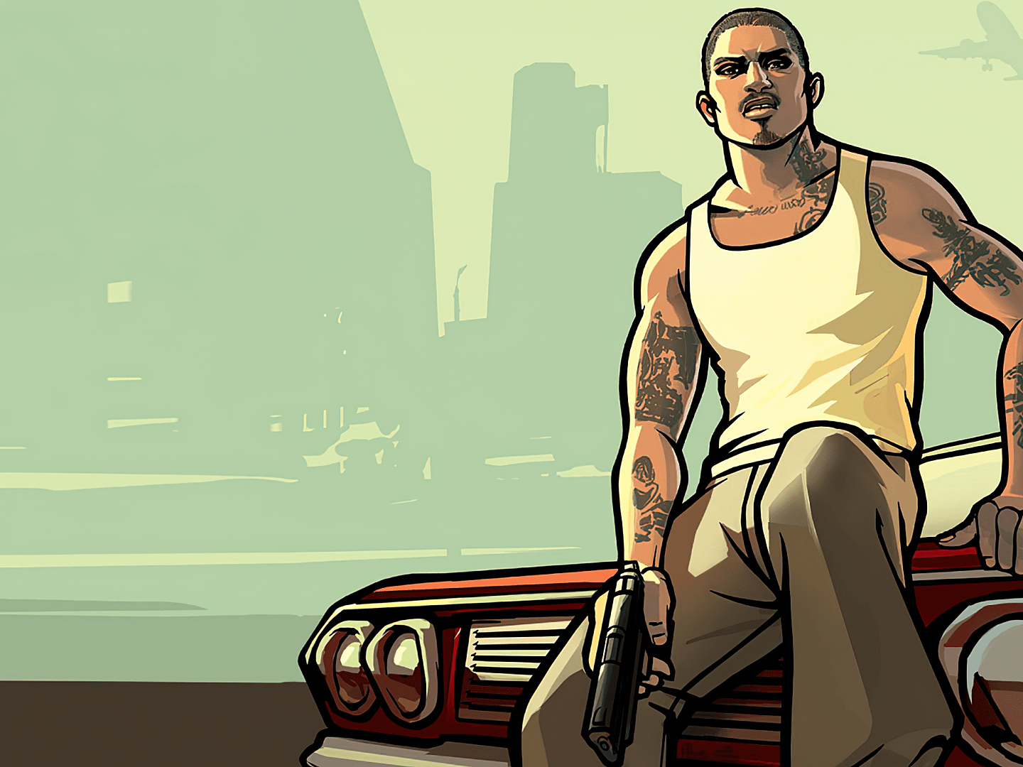 GTA licence populaire