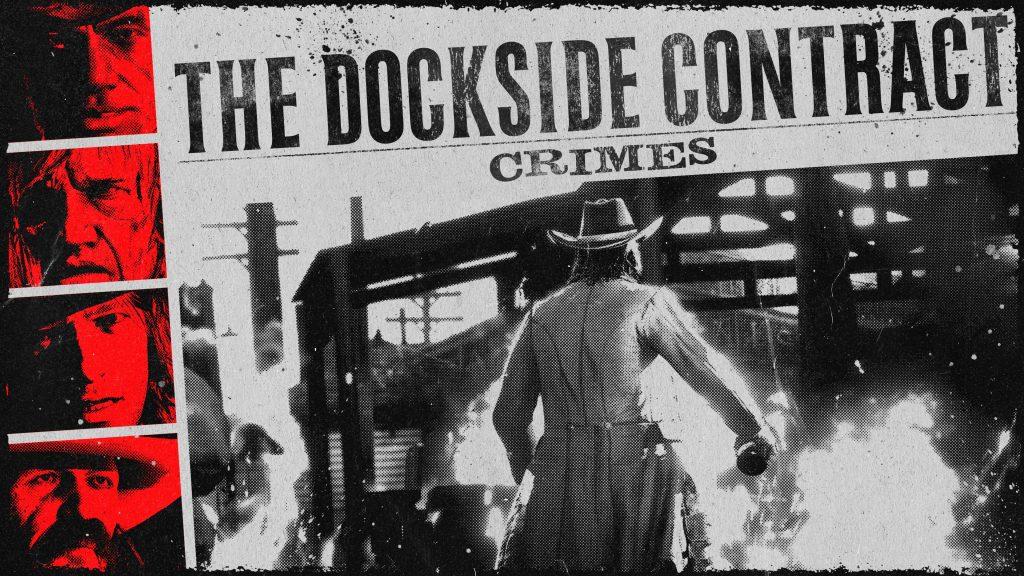 Le contrat des quais dans Red Dead Online
