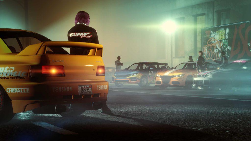 Image de la mise à jour d'été de GTAOnline