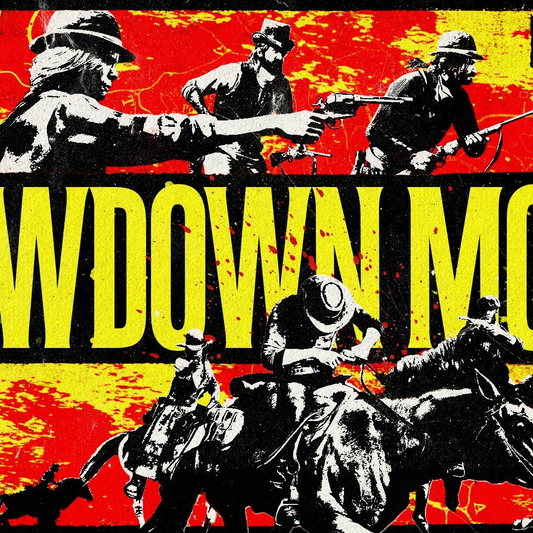 Red Dead Online : Showdown Modes