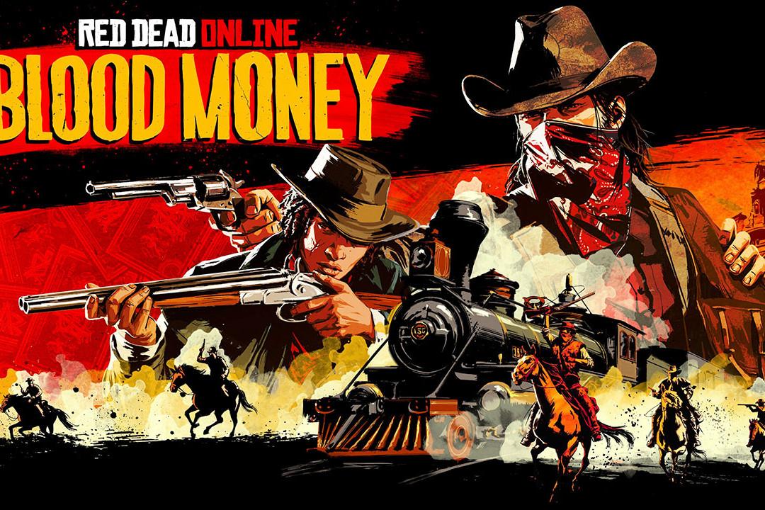Red Dead Online Artwork Prix du SAng