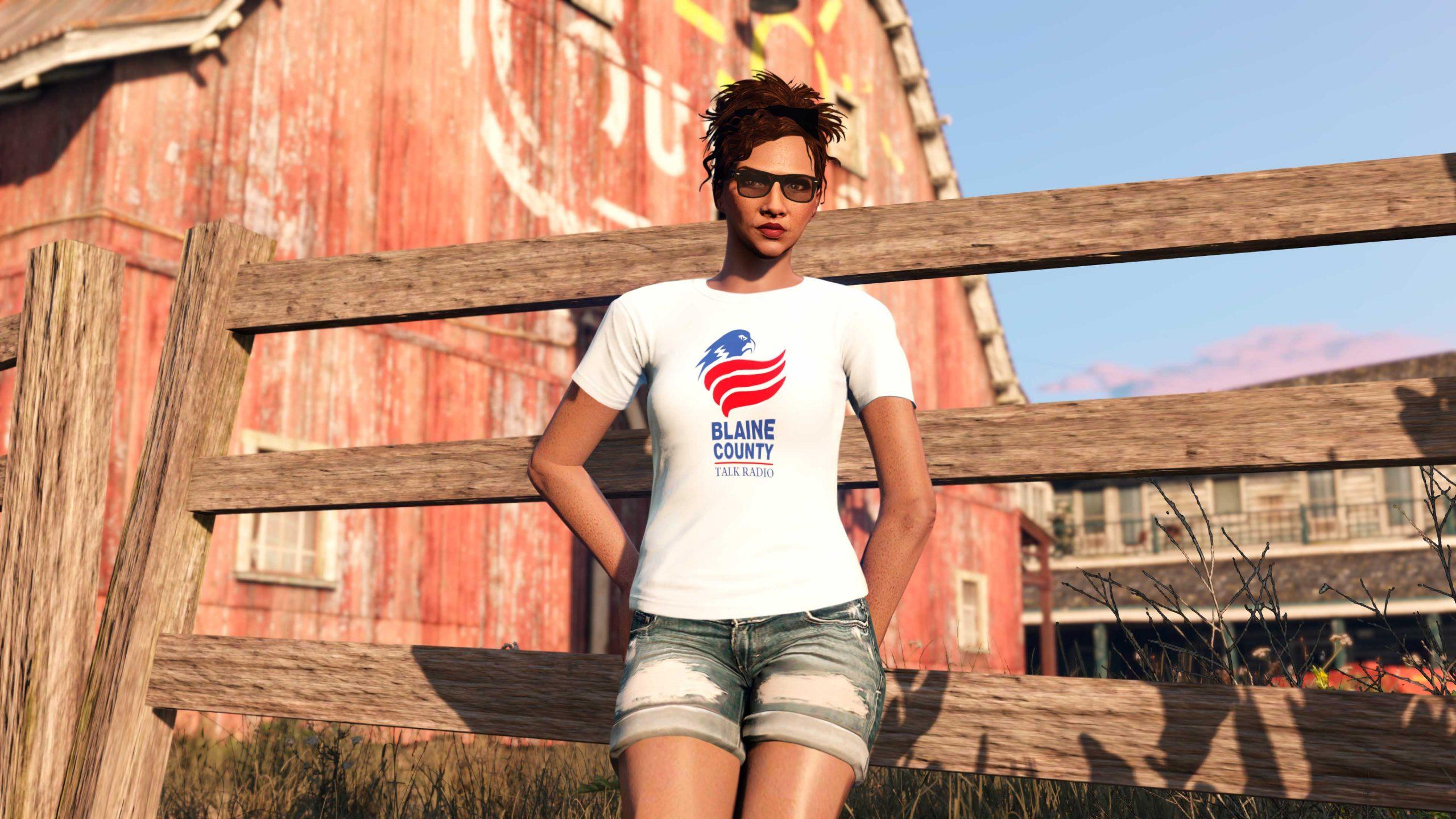 t-shirt BCTR GTA Online