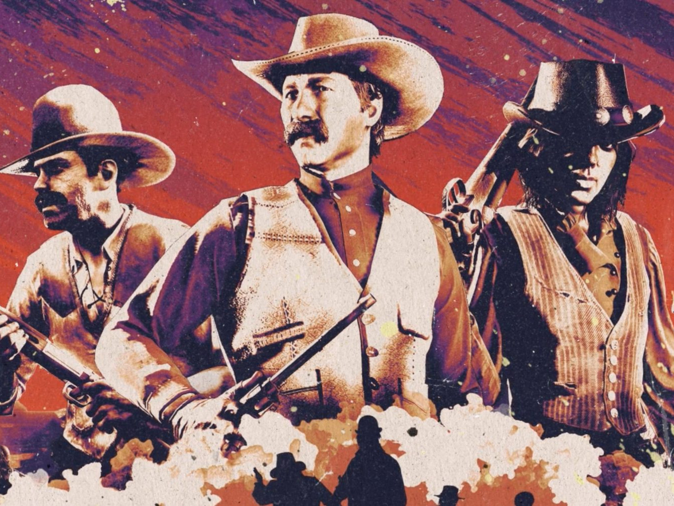 Call to arms dans Red Dead Online