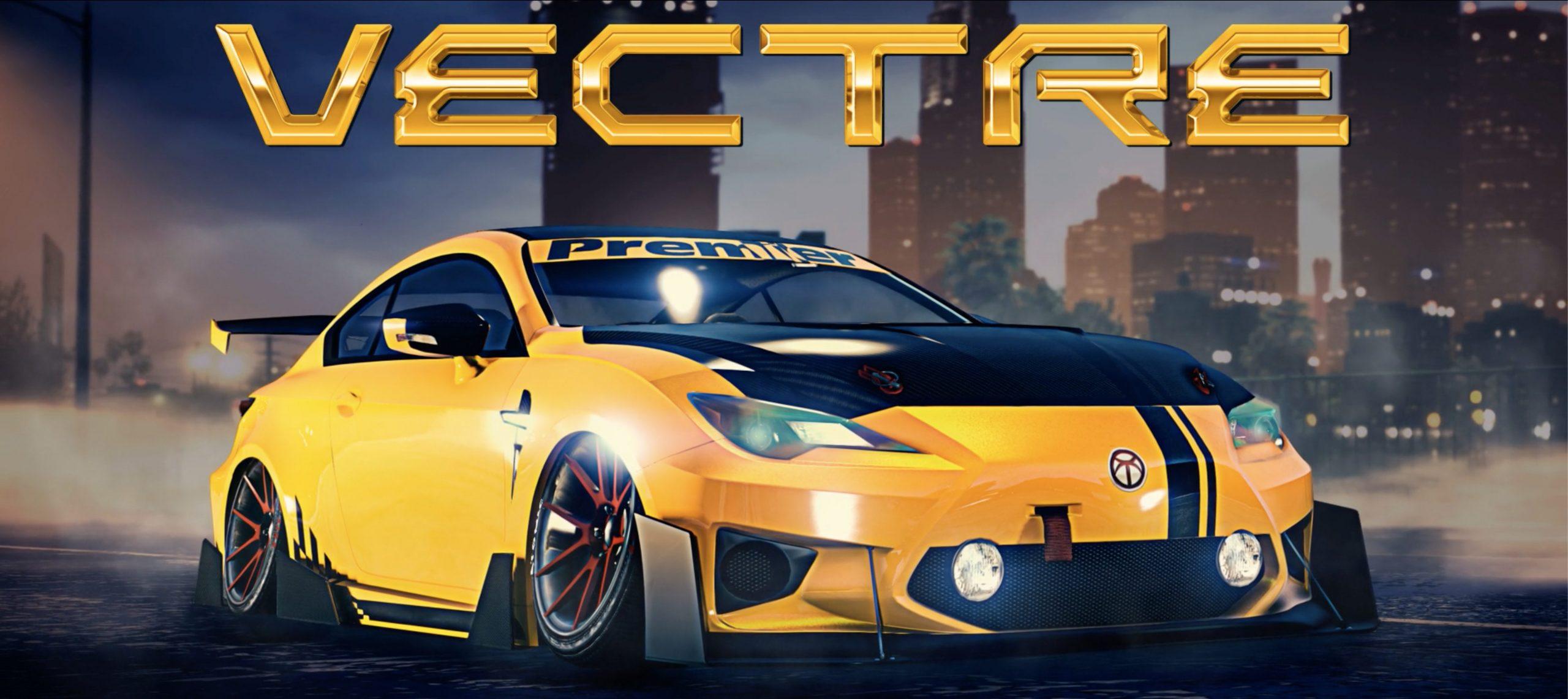 La nouvelle Emeror Vectre est disponible sur GTA Online