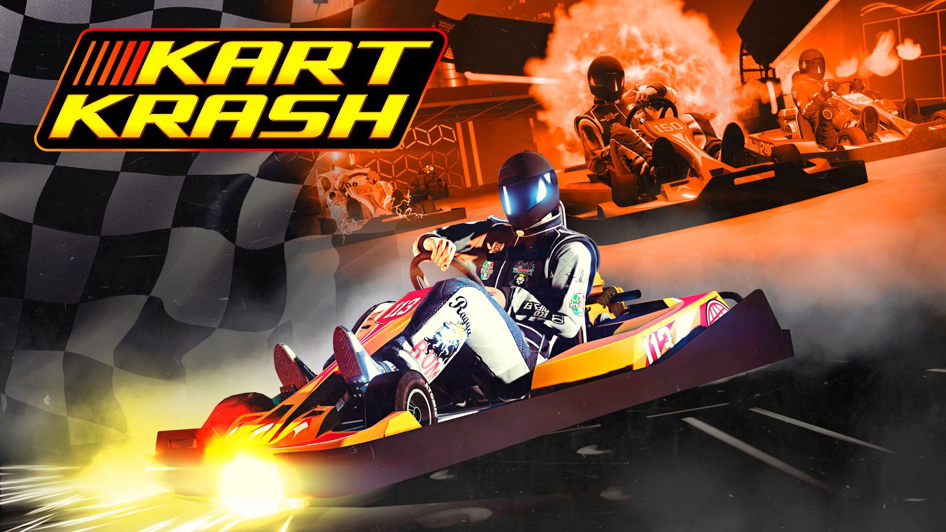 Kart Krash dans GTA Online