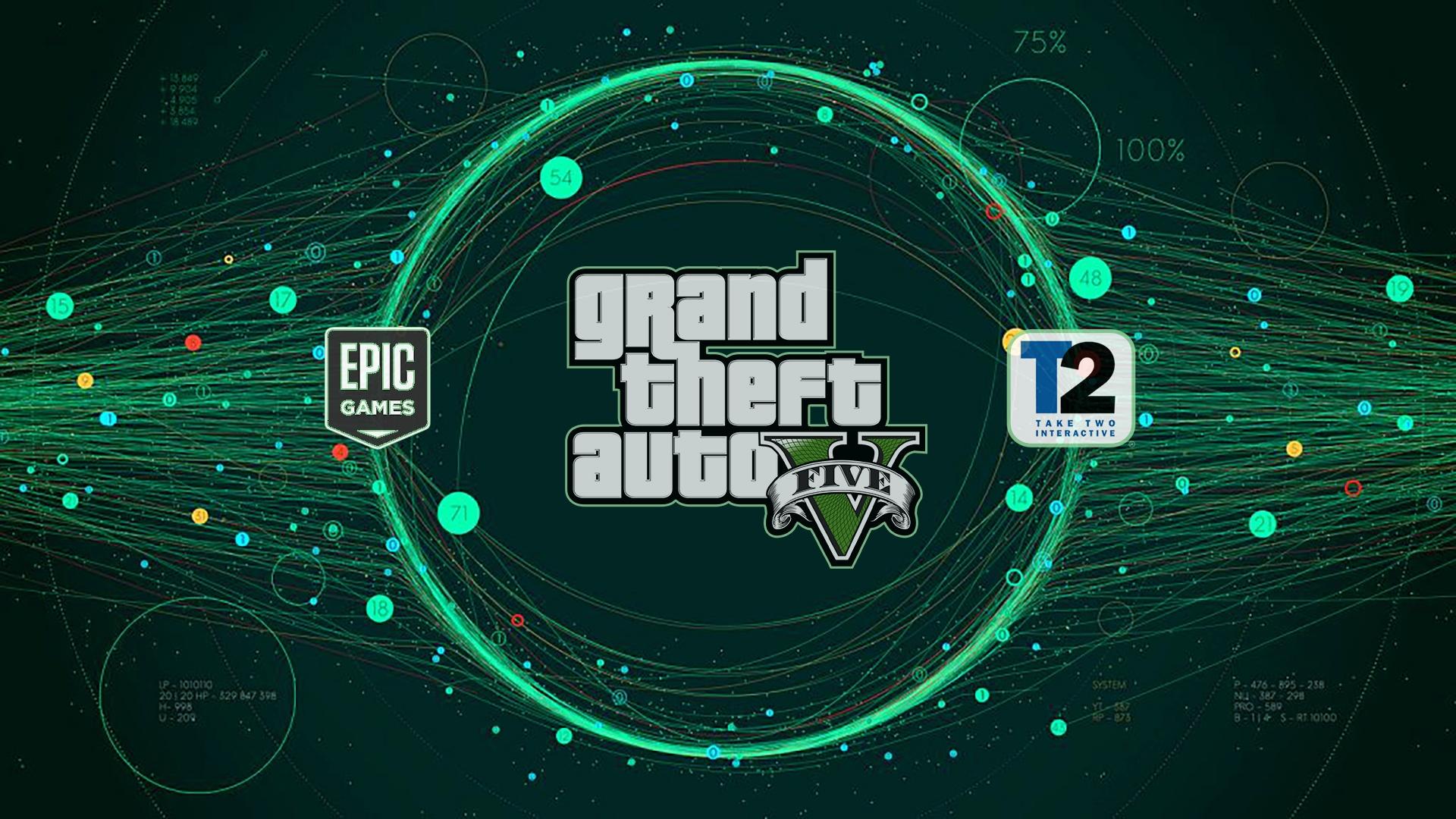 L'Epic Games Sorte cartonne grâce à GTA V