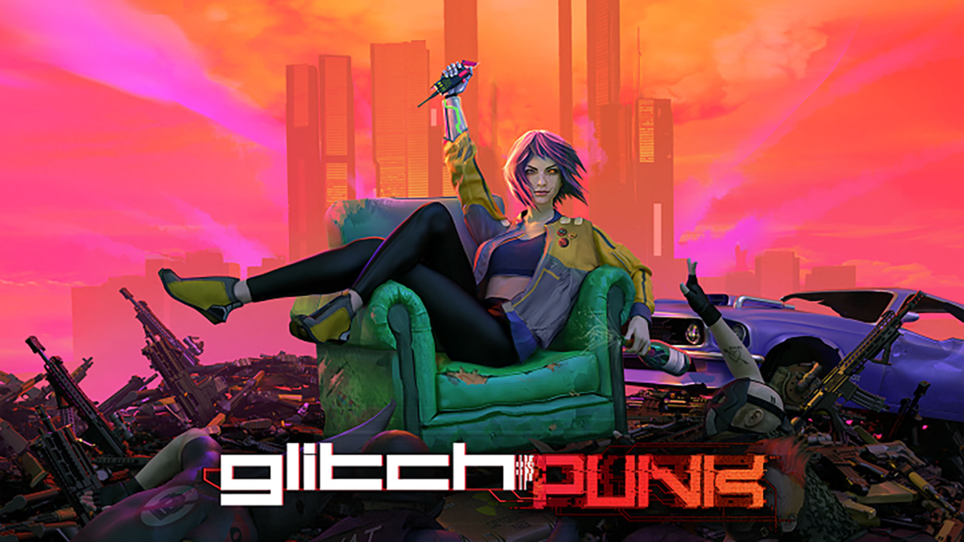 Glitchpunk GTA 2