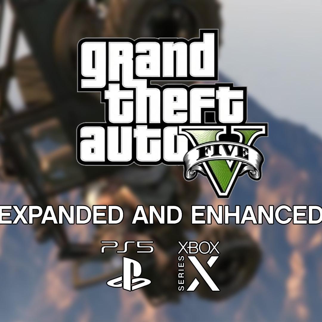 GTA V : Premières images PS5