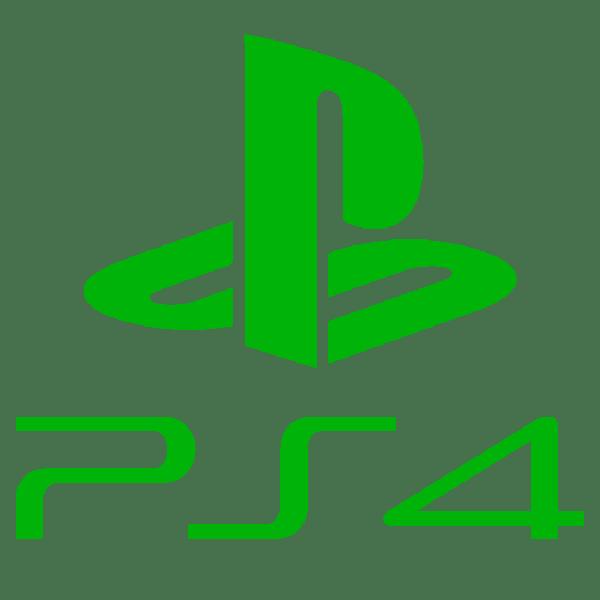 Logo PS4 Vert