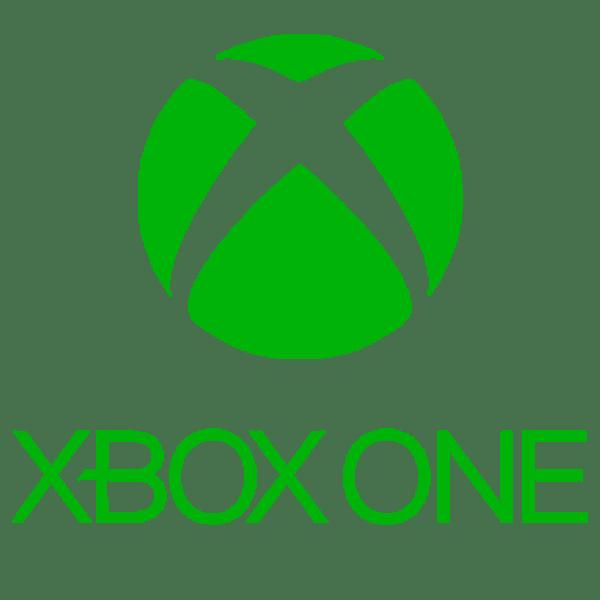 Logo Xbox One Vert
